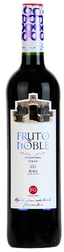 Fruto Noble Red organic